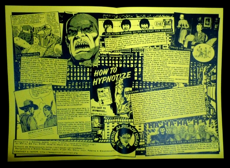 Humans = Fruit LP insert